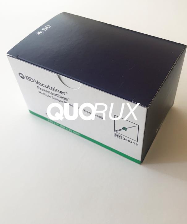 Venta y distribución de insumos para toma de muestras